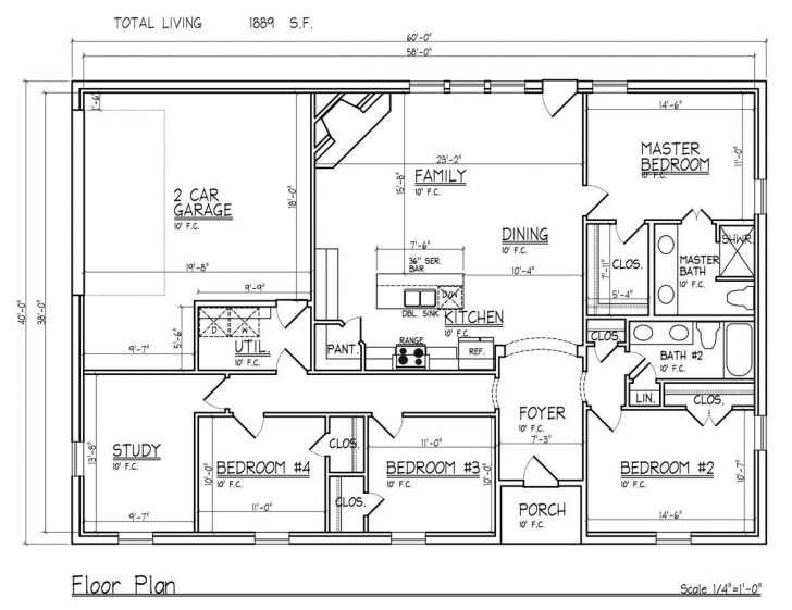 Amazing Fan's Metal Building Home In Edom, Texas (10 Pictures & Floor Plan Metal House Plans Pic
