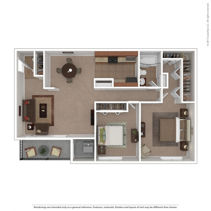 Amazing Floor Plans & Layouts | Liberty Place | Southern Management Liberty Place Floor Plans Image