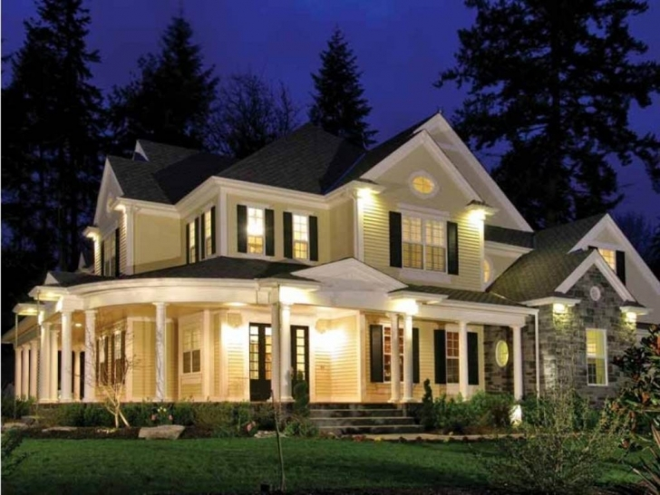 Amazing Low Country House Plans With Wraparound Porch | Wanderpolo Decors Country House Plans Photo