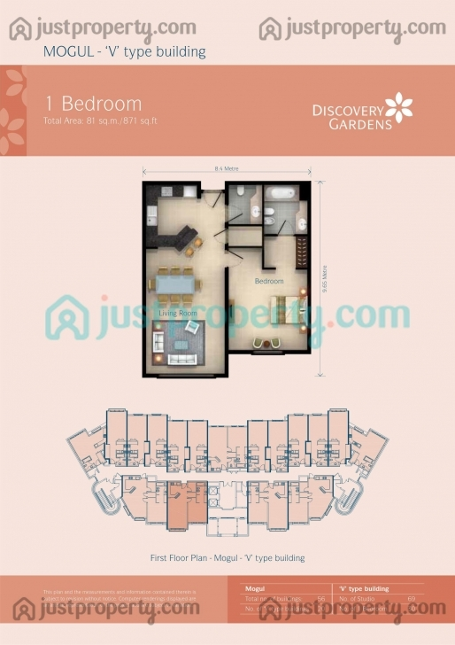 Amazing Mogul Floor Plans | Justproperty The Gardens Floor Plan Picture
