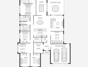 Amazing The Daydream Series: Resort Style Living Coral Homes Floor Plans Picture