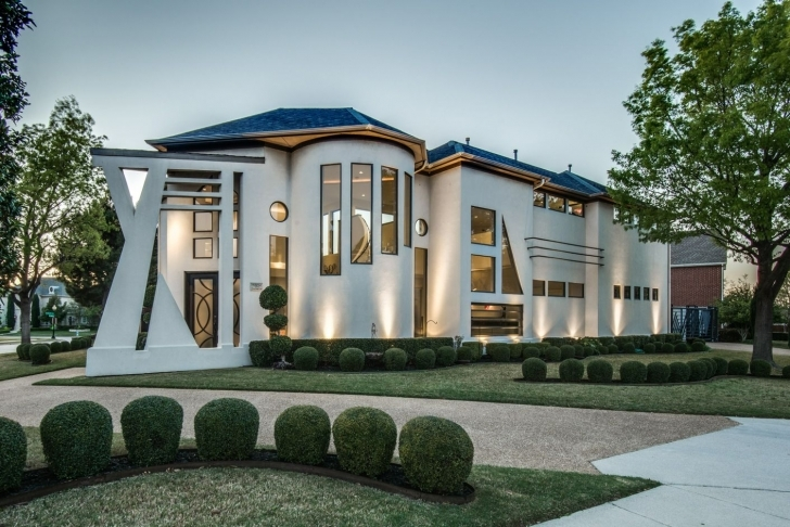 Amazing Three Crazy Cool Houses You Can Buy In Plano - D Magazine Houses In Plano Picture