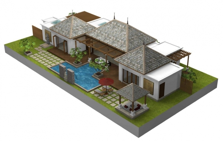 Astonishing Bali Style House Floor Plans – Styles Of Homes With Pictures Bali House Designs Floor Plans Image