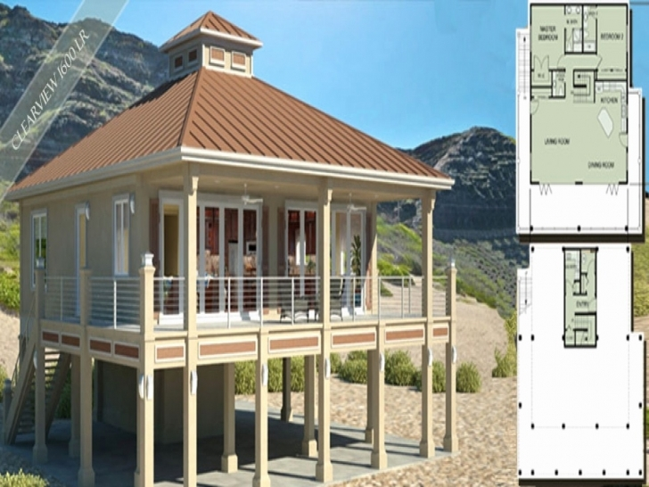 Astonishing Beach House Plans On Pilings Lovely 45 Unique Collection Coastal House Plans On Stilts Picture