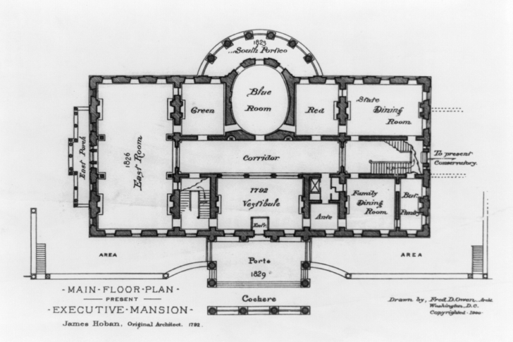 Astonishing File:state Floor Plan - White House - 1900 - Wikimedia Commons White House Floor Plan Image