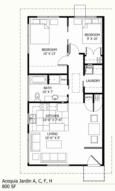Astonishing Floor Plan For 1000 Sq Ft House Fresh 900 Square Foot House Plans 1000 Square Foot House Plans Image
