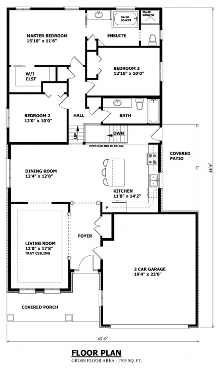 Astonishing House Plans Canada - Back Split | Architecture In 2018 | Pinterest Backsplit Floor Plans Picture