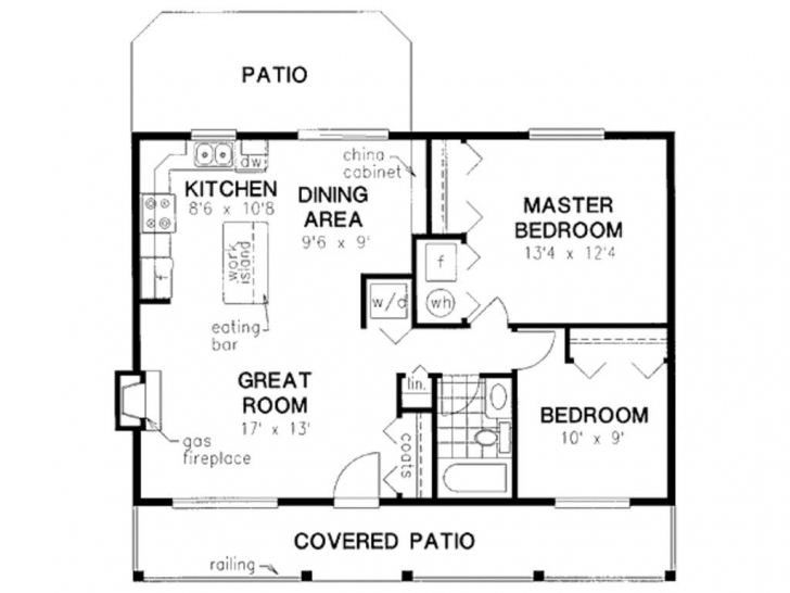 Astonishing Image Result For Under 500 Sq Ft House Plans | House Plans Square House Plans Pic