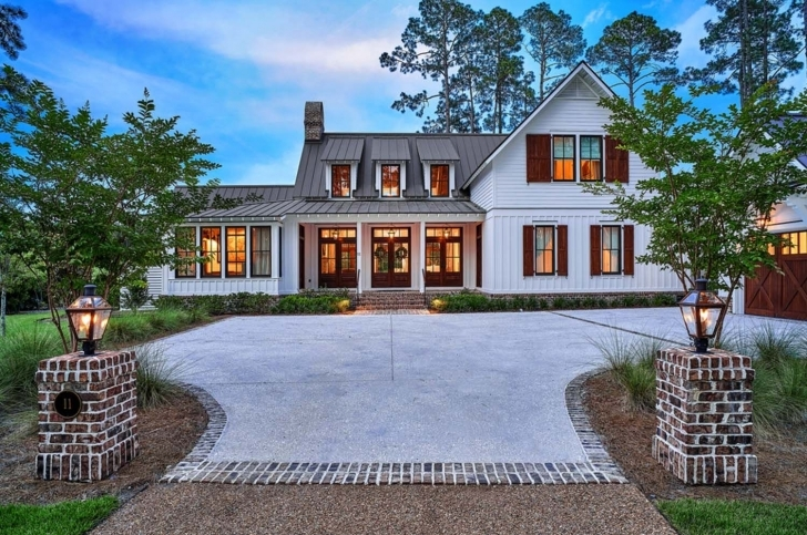 Astonishing Low Country House Plans With Detached Garage Exquisite South Low Country House Plans Image