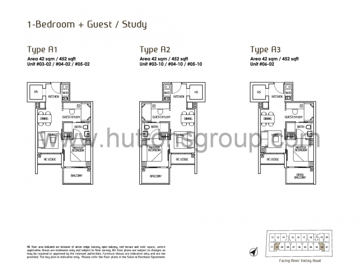 Awesome 1 Bedroom+S - Stellar Rv Stellar Rv Floor Plan Image