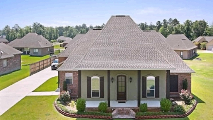 Awesome Acadian Style Home Plans Luxury Home Design Acadian Home Plans For Acadian Style House Plans Image