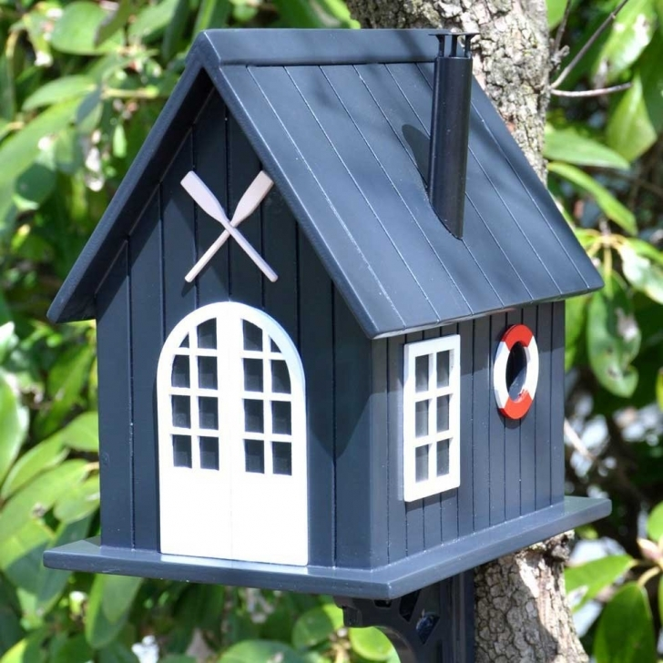 Awesome Bird House Decoration | Unique Hardscape Design : Decorative Bird Decorative Bird House Plans Image