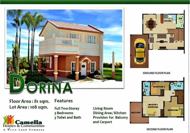 Awesome Camella Homes House Plans | Plougonver Camella Homes Design With Floor Plan Photo