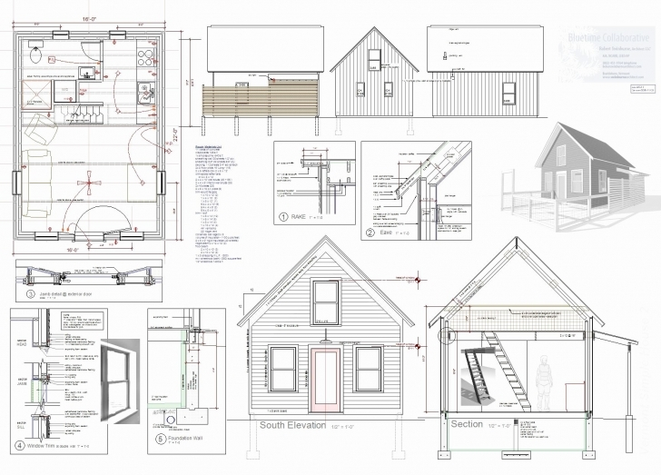 Awesome Free Tiny House Floor Plans | Girlwich Free Tiny House Plans Photo