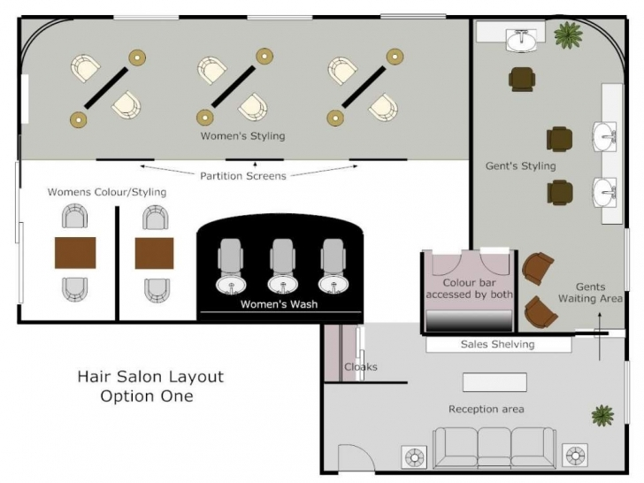 Awesome Hair Salon Floor Plans Download Beautiful Hair Salon Layout Physic Hair Salon Floor Plans Download Image