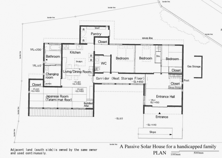 Awesome One Story Passive Solar House Plans Luxury 19 Unique Solar House Plans Passive Solar House Plans Image