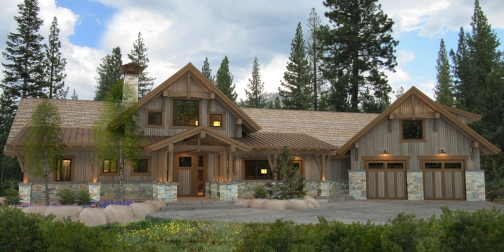 Awesome Timber Frame Home Plans Designs | Seven Home Design Timber Frame Home Plans Photo