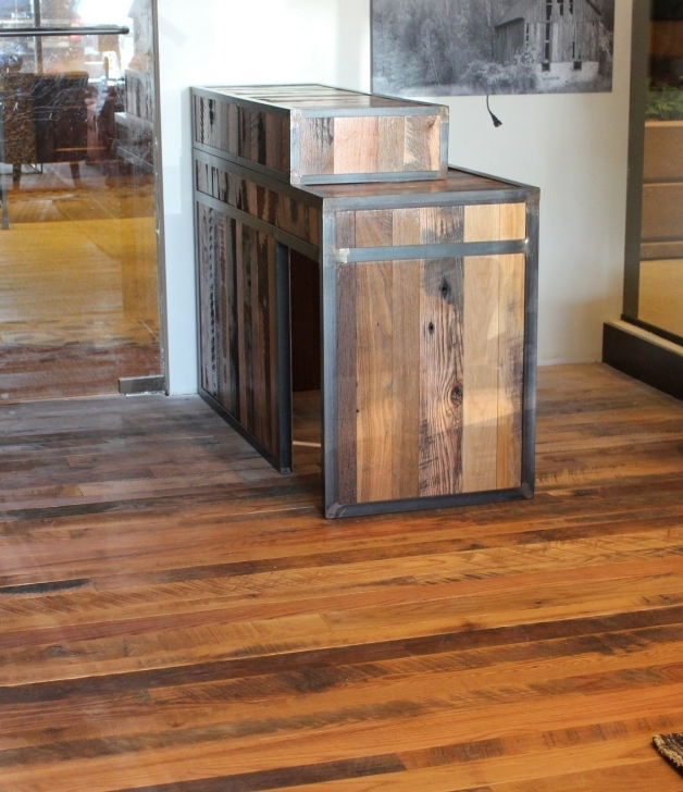 Awesome Wide Plank Flooring - Historic Timber And Plank Reclaimed Wide Plank Flooring Image