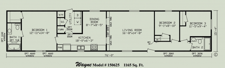 Best 1998 Fleetwood Mobile Home Floor Plans Luxury 1997 Fleetwood Mobile 1998 Fleetwood Mobile Home Floor Plans Photo