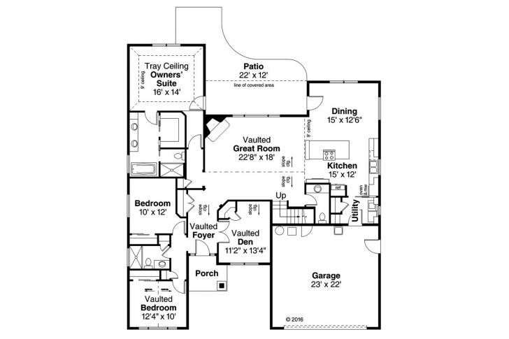 Best Barrington # 57077 | The House Plan Company Barrington Floor Plan Photo