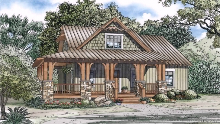 Best Cottage Style House Plans Uk - Youtube Cottage Style House Plans Photo