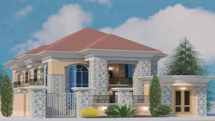 Best House Plans In Lagos Nigeria - Youtube Nigerian House Plans Picture