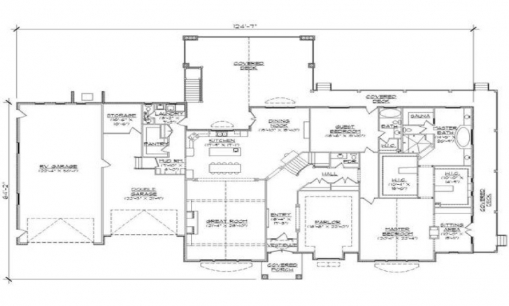 Best House Plans With Rv Garage Attached - Http://the-Garage-Floor.online House Plans With Rv Garage Attached Picture