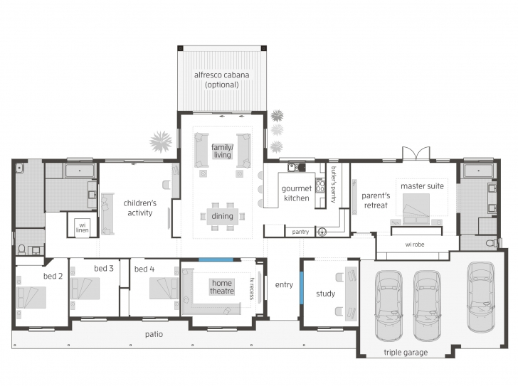 Best Hunting Lodge Floor Plans Best Of Executive Bungalow Floor Plans Hunting Lodge Floor Plans Pic