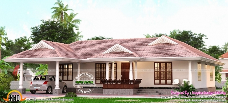 Best Kerala Single Floor House Plans Best Of Nalukettu Style Kerala House Kerala House Plans Single Floor Pic