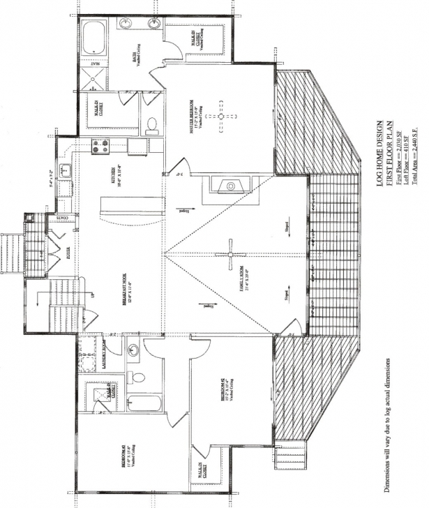 Best Log Home Floor Plans Ranch Floor Plans Log Homes, Log Home … Log Home Ranch Floor Plans Picture