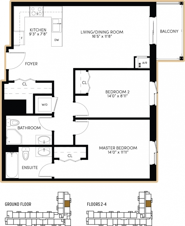 Best Madison Lane Condos | The Couture Collection Couture Condo Floor Plans Pic