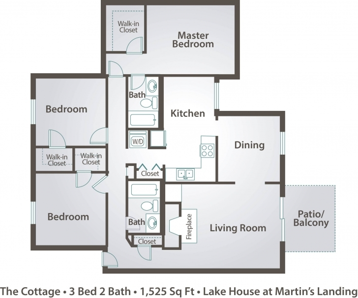 Best Modern 2 Bedroom Apartment Floor Plans Luxury Floor Plan Of 3 2 Bedroom Apartment Floor Plans Image