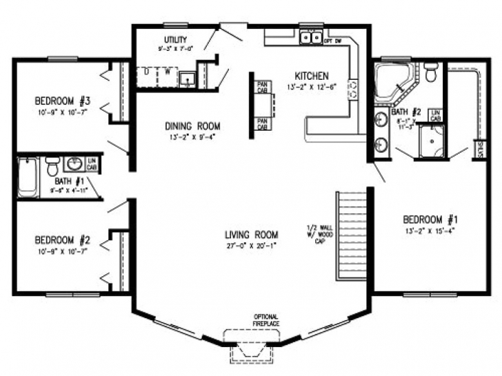 Best Modular Homes Open Floor Plans | Plougonver Modular Home Open Floor Plans Image