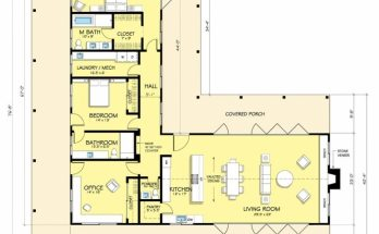 Best Pin By Caroline Powers On Dream Home Layouts | Pinterest | Plan Plan L Shaped House Plans Photo