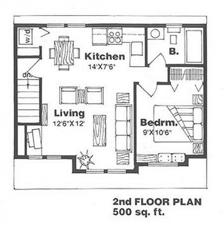 Best Terrific Lovely 500 Sq Ft Studio Apartment Floor Plan – Sweet Ideas 450 Square Foot Apartment Floor Plan Picture