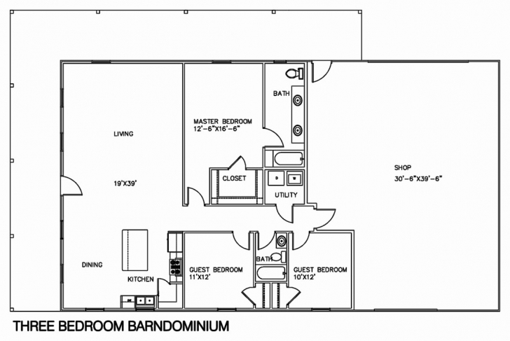 Best Texas Barndominium Floor Plans Awesome Floor Plans For Metal Homes Barndominium Floor Plans Texas Photo
