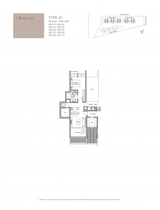 Best The Holland Residence - Property Chit Chat Holland Residences Floor Plan Image