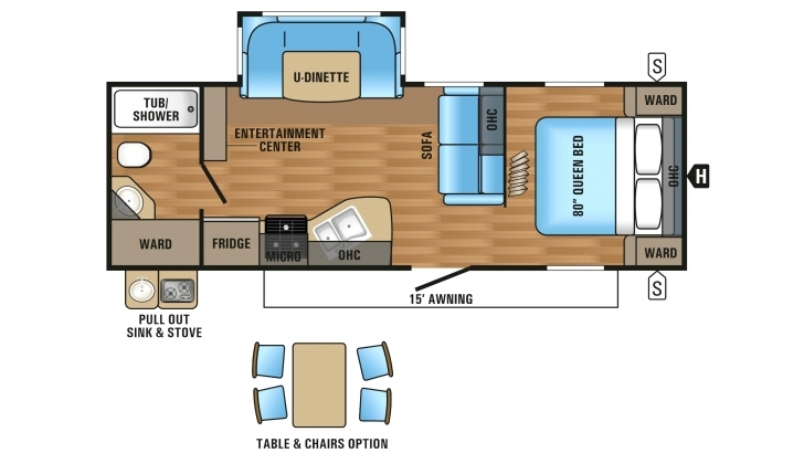 Brilliant 3 Bedroom 5Th Wheel Rv Bunkhouse Rv Floor Plans Best Of Fifth Wheel Fifth Wheel Rv Floor Plans Image