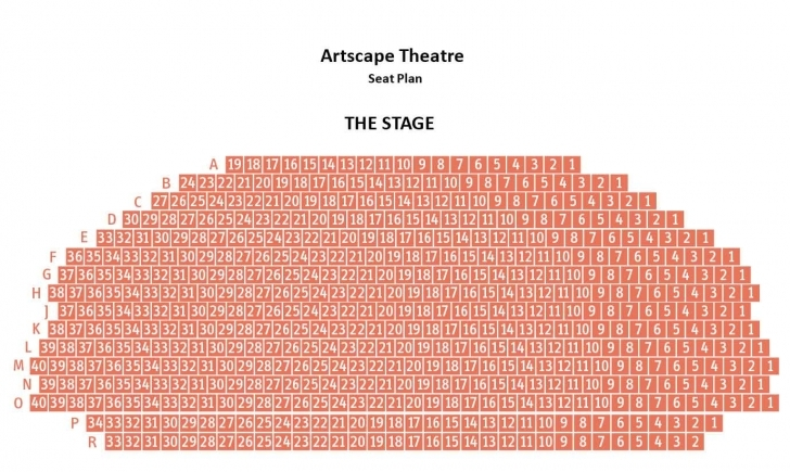 Brilliant Artscape Theatre Centre, Cape Town - Upcoming Classical Events Artscape Floor Plan Image