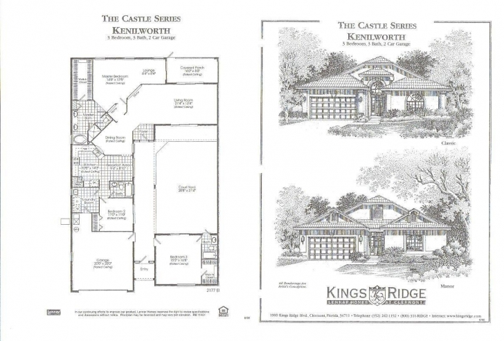 Brilliant Re/max Results - Kings Ridge Floor Plans Kings Ridge Clermont Fl Floor Plans Image