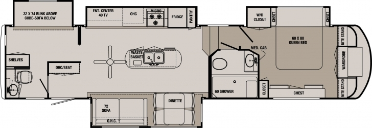 Classy 5Th Wheel Camper Floor Plans Inspirational 5Th Wheel Floor Plans Open Road 5th Wheel Floor Plans Picture