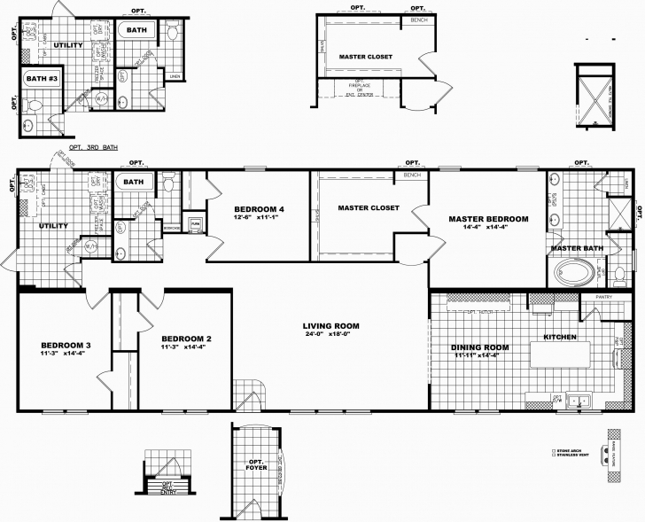 Classy Clayton Manufactured Homes Floor Plans Unique Floor Plans For Double Double Wide Homes Floor Plans Pic