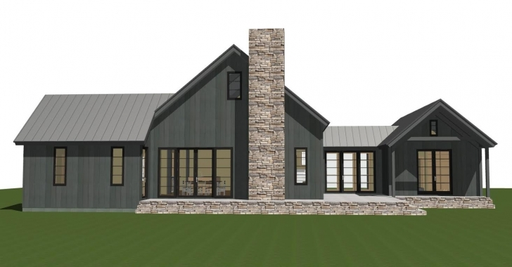 Classy Contemporary Barn Home Plan The Lexington Barn Home Plans Image