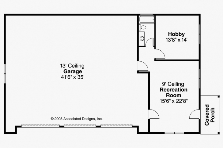 Classy Garage Floor Plans Stock Garage House Plans Photo