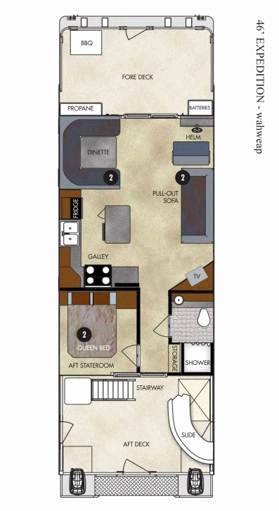 Classy Houseboat Floor Plans New Small Houseboat Floor Plans Best Image Houseboat Floor Plans Pic