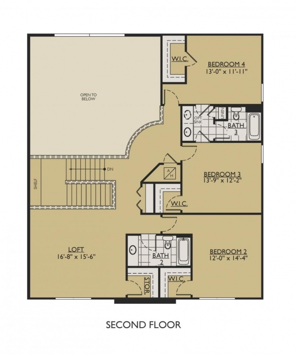Classy Juniper 3-Car | New Home Floor Plan | William Ryan Homes William Ryan Homes Floor Plans Image