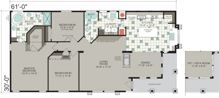 Classy Manufactured Homes Floor Plans - Silvercrest Homes Manufactured Homes Floor Plans Pic