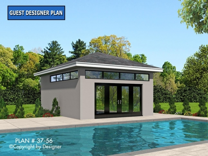 Classy Pool House Plans - Lawonlus Pool House Plans Pic