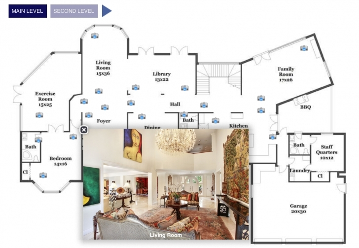 Classy Screen Shot At Ideal Interactive Floor Plan - Modern Home Decoration Interactive Floor Plan Pic