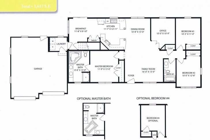Classy Single Wide Floor Plans | Girlwich Single Wide Floor Plans Picture